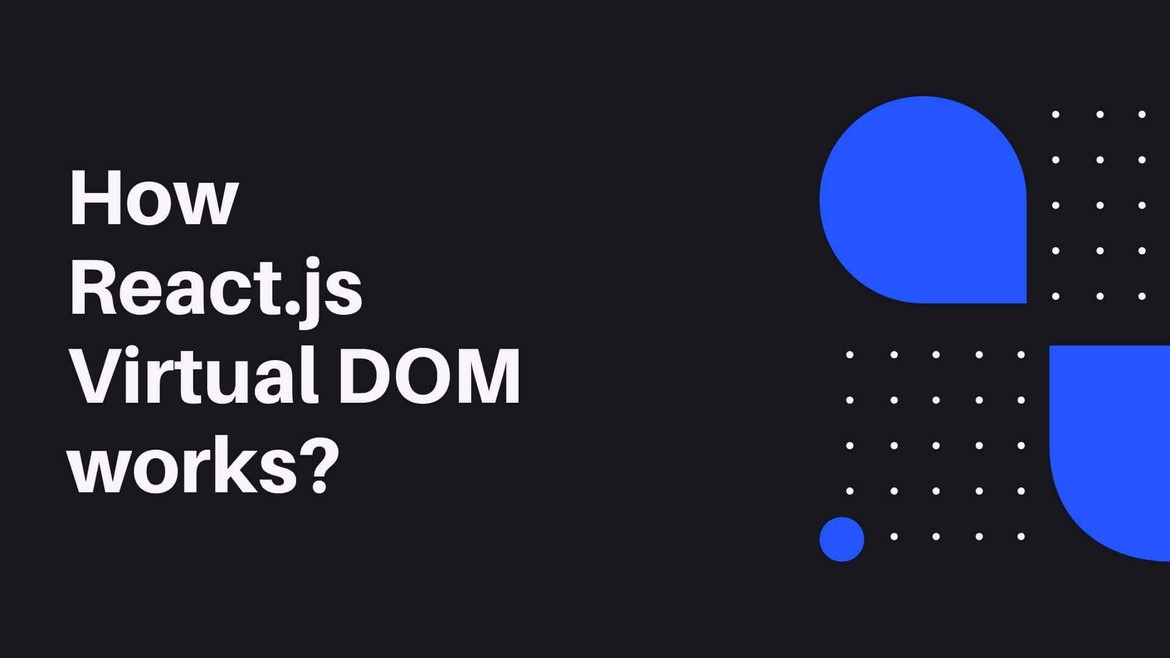 How React.js Virtual DOM works?
